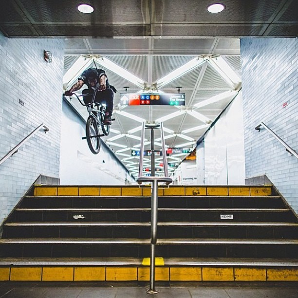 #MadTransitAudacity featuring @NigelSylvester; photos by @13thwitness. Coming soon…