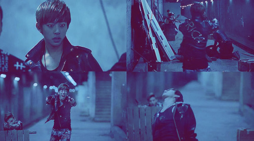 shadowtina:  Daehyun en One Shot ♥