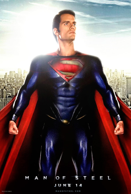 Man of Steel by Nicholas Baltra