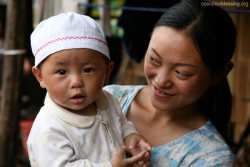 "China ""As a mother comforts her child, so will I comfort you."" Isaiah 66:13a In honor of Mother's Day, will you take a moment today to pray for mothers around the world? Pray especially for those who are striving to rise up out of poverty to provide their children with a better life. Sign Up to get Photo Prayer of the Day sent to your inbox!"