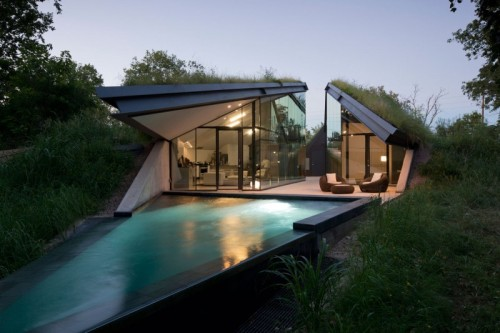 homeandinteriors:   Edgeland House by Bercy Chen Studio