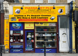 Pissa Net Plus, Seven Sisters Road N7