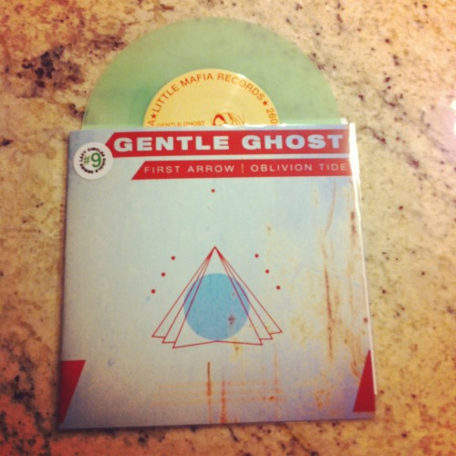 this is the new gentle ghost record. if you live in, or around okc, we will have it for sale at the hi-lo this saturday night.