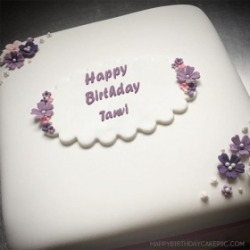 Best Birthday Name Cake Tanvi
