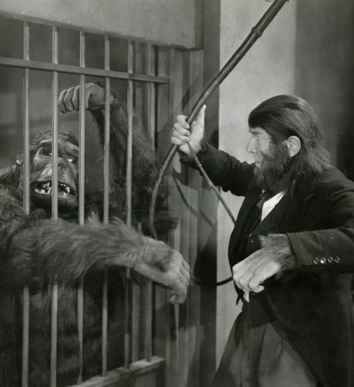 monsterman:   The Ape Man (1943)