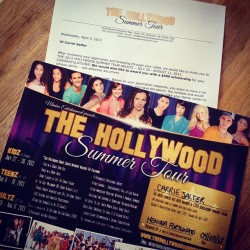 Accepted and a scholarship ☺👏 #hollywood #dance #yay