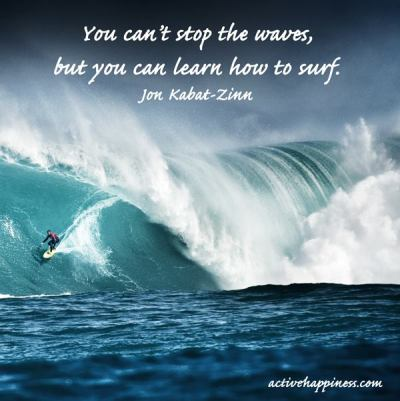 A quote about surfing AND meditation?  Instant post.