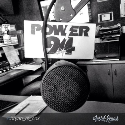 "by @bryan_m_cox ""At Power 94 in Chattanooga, TN promoting @mylahmusic's single ""Honesty"". Radio is picking up on it. Building it brick by brick. (c) @_scmg_ @lightsupmanager"" via @InstaReposts"