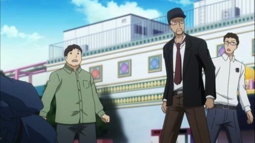 AVGN and Nostalgia Critic cameo in an anime