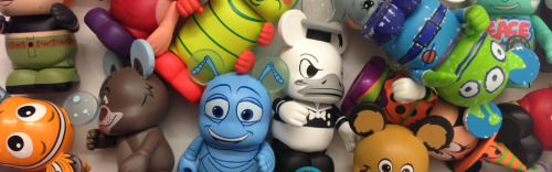 disney:  The Many Emotional Stages of Opening a Vinylmation