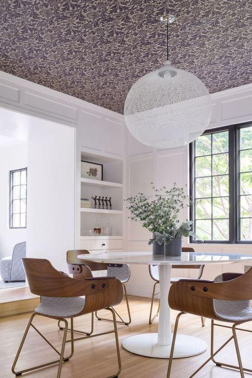architecture interior design Hacin + Associates Tudor style refurbishment NON RANDOM pendant lamp moooi design furniture lighting archilovers archiproducts