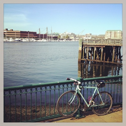 Spring (at Charlestown Bridge)