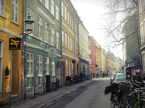 Copenhagen by Driftwood and Daydreams