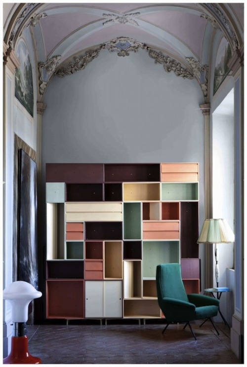 houseof1000fabrics:  Organization Resolution: W Box by Office For Design