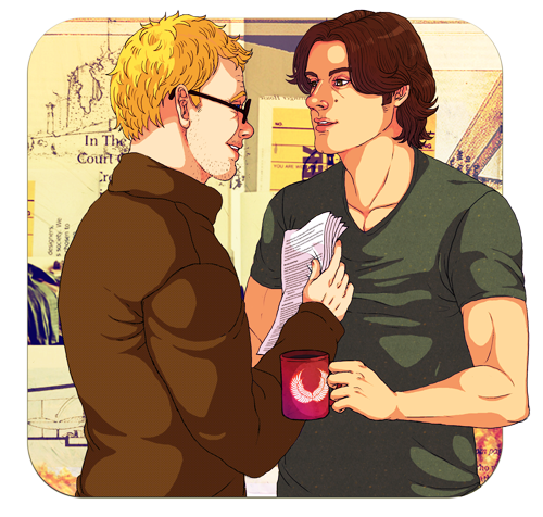morningstarlovesmoose:  Lawyer Husbands | Sam/Lucifer (also on AO3) So I finished this…!
