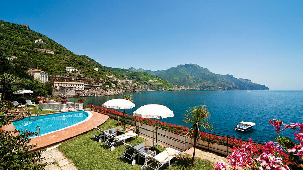 Escape to Ravello, Italy (via Palazzo Avino : Daily Escape : Travel Channel)