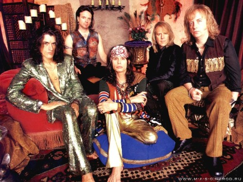 allrockallday:  Aerosmith