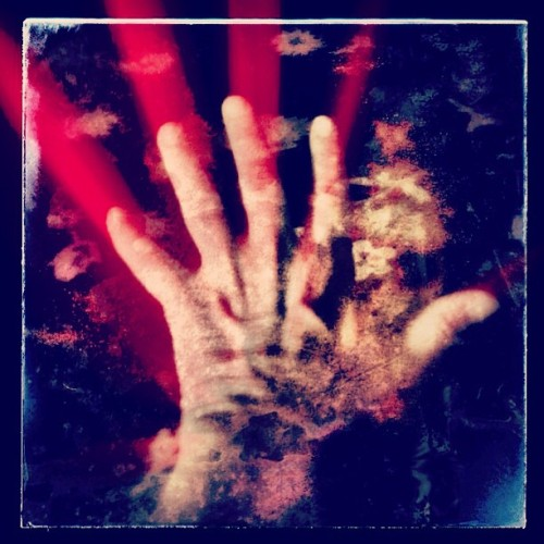 Hand. #hipstamatic #iphoneography #hand