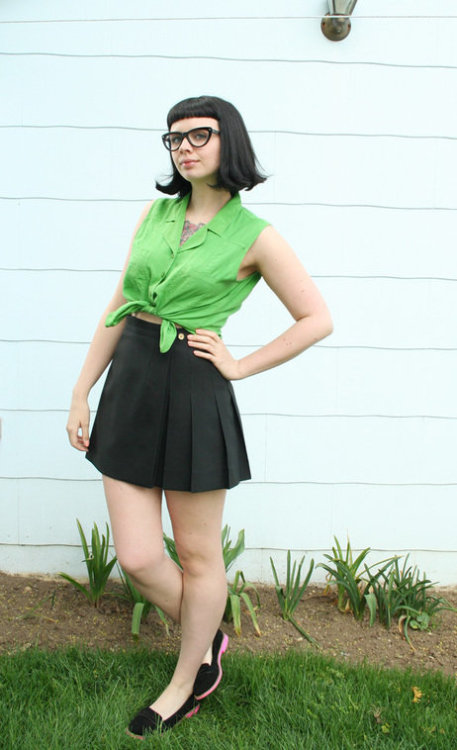 Retr-OMG. Via the ModCloth Style Gallery.