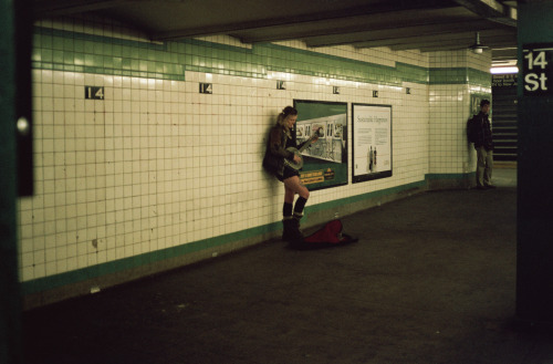 robsoucy:  Union Square. New York City 2013