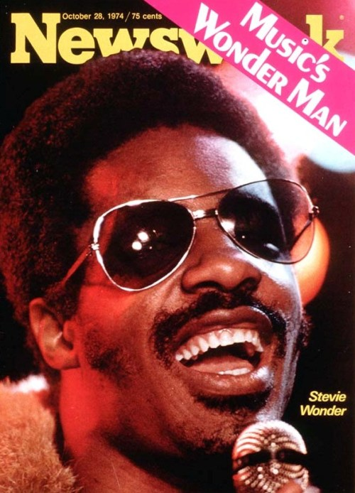 nwkarchivist:  Give It Up For Little Stevie Wonder, On This His 63rd Birthday  Happy birthday to ya, happy birthday to ya, happy burrrrthdaay!