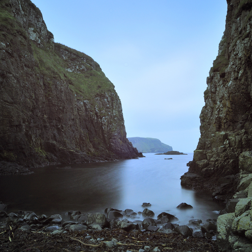allthingseurope:  Dunseverick Cliffs, Northern Ireland (by frcrossnacreevy)