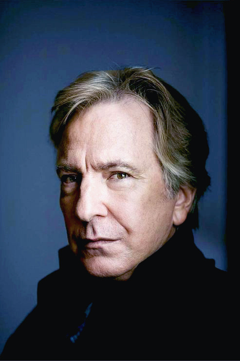 The 100 Sexiest Men Alive - 2013. 3. Alan Rickman