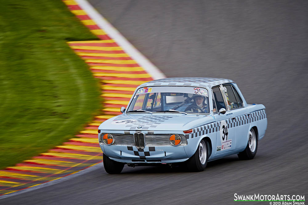 1965 BMW 1800 Ti By autoidiodyssey, flickr.com
