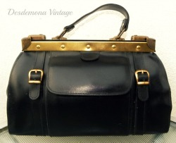 For Sale….. Black genuine leather doctors gladstone handbag on ebay buy it now £39.99 http://www.ebay.co.uk/itm/281037125425?ssPageName=STRK:MESELX:IT&_trksid=p3984.m1555.l2649