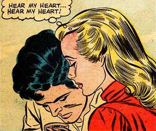 vintagecoolillustrated:  Hear My Heart…