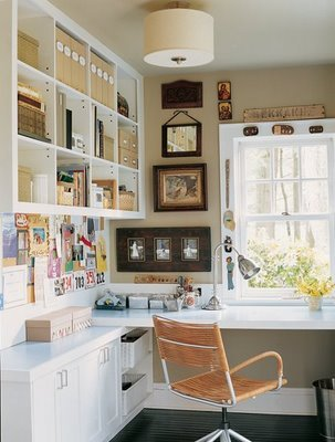 Martha Stewart (via decorology: Organization inspiration and tips)