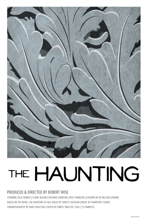 The Haunting by Matt Dupuis
