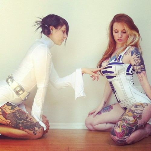 mojosodope178:  i dont remember this part in star wars…
