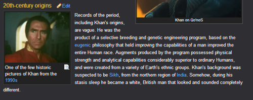 poodlepants:  *Fixed alternate Khan biography