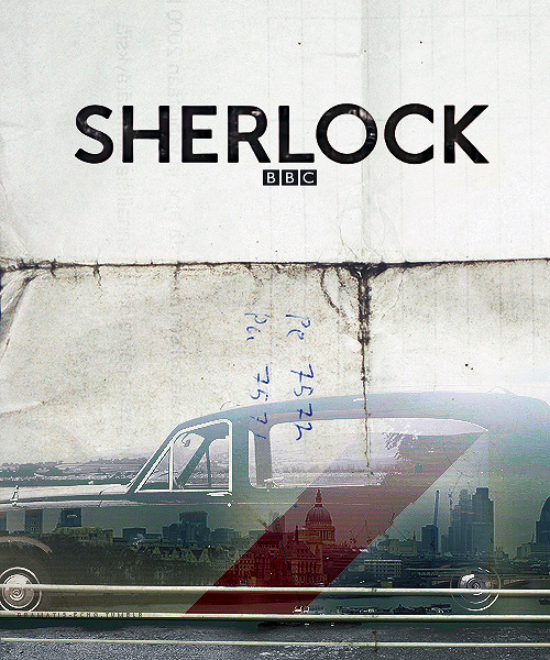 BBC Sherlock || The Empty Hearse