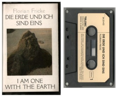 doomandgloomfromthetomb:  Florian Fricke - Die Erde Und Ich Sind Eins (I Am One With The Earth) Guitar – Daniel Fichelscher Vocals – Anni Morris Wieland, Bettina Fricke Waldthausend, Dieter Prym, Florian Fricke, Friedemann Berger, Friedemann Wieland, Gisela Von Doering, Ingeborg Jahnke, Jan Lorck-Shjmerning, Jana Faust, Karl F. Weber, Klaudia Wieland Never reissued and very out of print! Doomy vocal chants emanating from deep within the collective subconscious, transmitted onto cassette by the Popol Vuh mastermind. Ohmmmmmm.  Looks like there was an Italian CD reissue in 2007…only 100 copies, though.