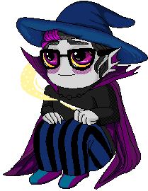 solluxcaptor:  LOOK AT THAT CUTE LITTLE WIZARD ERI OH MY GOSH WHAT A CUTIE