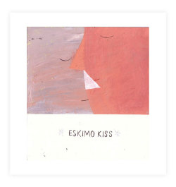 ohverytired:  Eskimo Kiss by William Edmonds