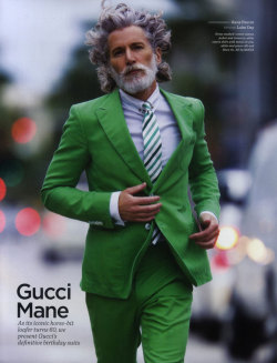 malemodelscene:   Aiden Shaw by Hans Feurer for GQ Style UK