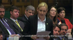 budget uk politics George Osborne snp Mhairi Black