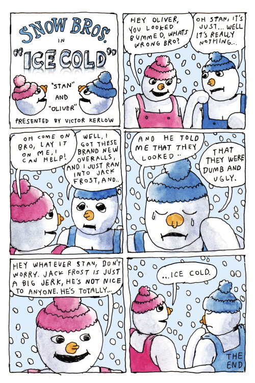 SNOW BROS REAL TALK