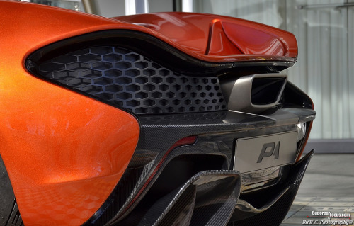 automotivated:  McLaren P1 Unveiling At The SLS Hotel  (by SupercarFocus.com)
