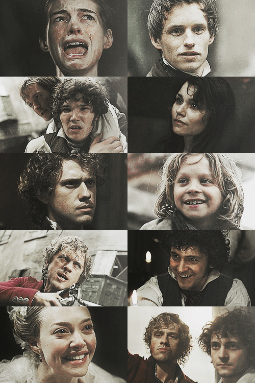 tveitjolraas:  Screencaps meme : ↳ Les misérables + My Emotions asked by anonymous