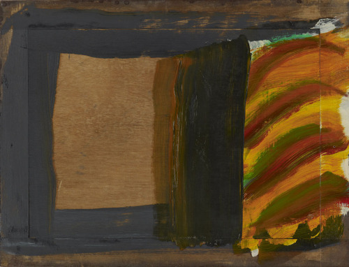 cavetocanvas:  Howard Hodgkin, An Open Door, 2008-11