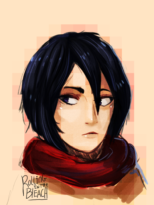rolling-in-the-bleach:  Because red scarves are cool