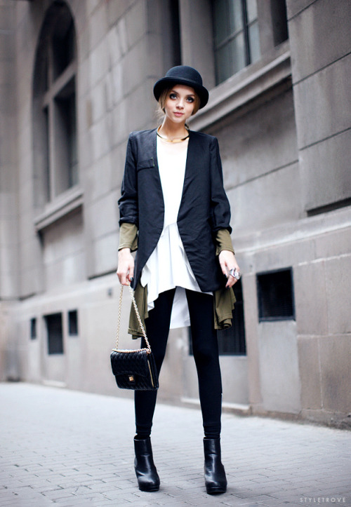 styletrove:  STYLED:  Layered perfection.