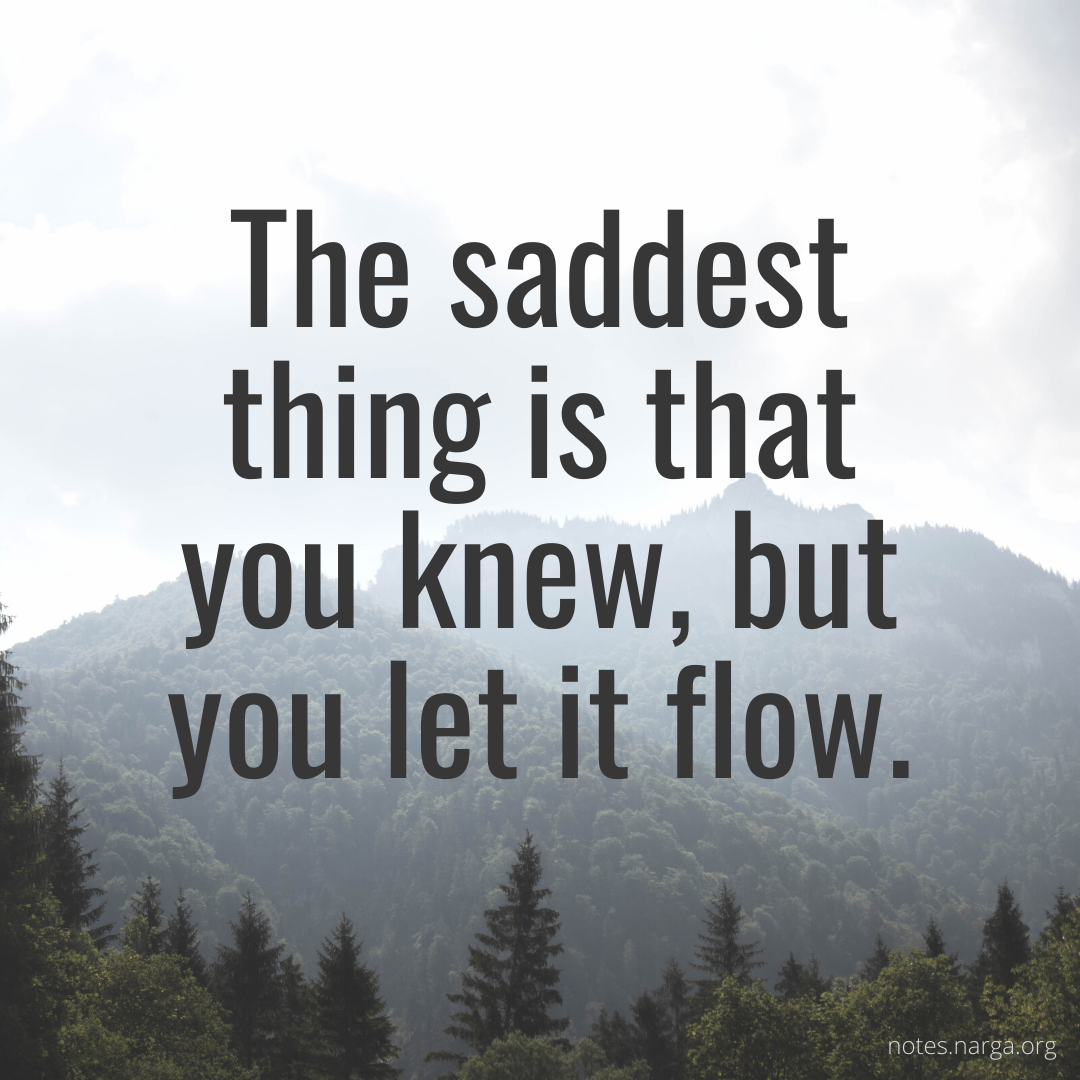 The saddest thing is that you knew, but you let it flow. We used to be love each other, why we are so far away right now? #saddest#betrayal