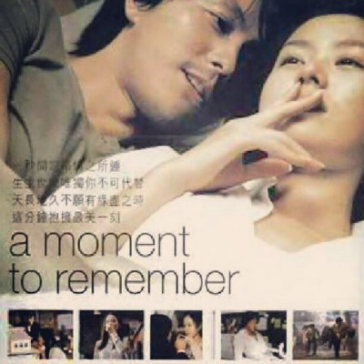 a moment to remember a great korean movie ♥♥♥ must watch!!! ;)