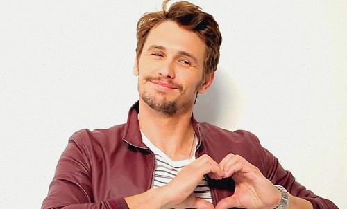 James Franco - Behind the Scene  GQ cover story here.