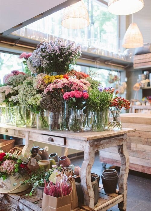 Flower Shop On Tumblr